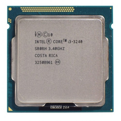 Intel i3 Dual-Core 3.4GHz Desktop Processor