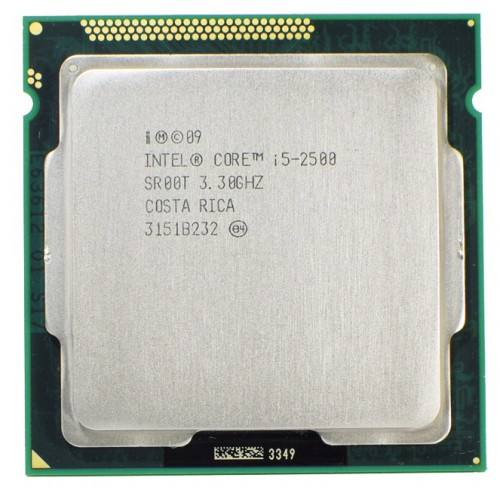 Intel i5 Quad Core 3.3GHz Processor For Deskop