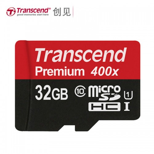 Transcend 32GB MicroSD Class 10 Memory Card