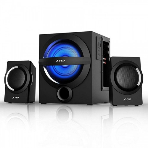 F&D A140X 37W 2.1 Surround Bluetooth Multimedia Speaker With Multi Color LED