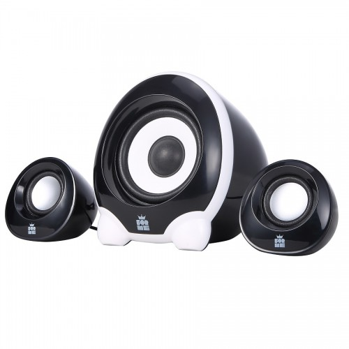 ForMe Multimedia 2 1 Desktop Computer Mini Audio Stereo Subwoofer Speaker System Home Office Use Support