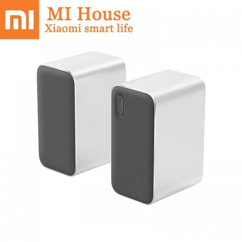 Original Xiaomi Bluetooth Computer Speaker 12W 2 4GHz Double Bass Basin Stereo Portable Aux DSP With