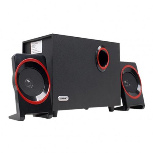 SADA High Quality Wood USB Speaker 2 1 For Computer Smartphone 3 5 mm Stereo Bass