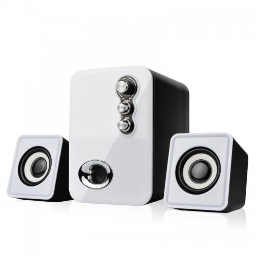 Wired Mini Computer Speakers USB 2 0 Stereo Portable PC Speaker 2 1 Subwoofer Multimedia Mini