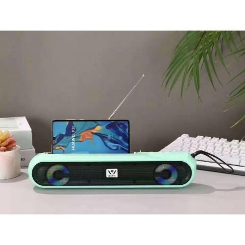 DANIU WSA-860 Portable Bluetooth Wireless Speaker Support USB/TF CARD/FM Radio