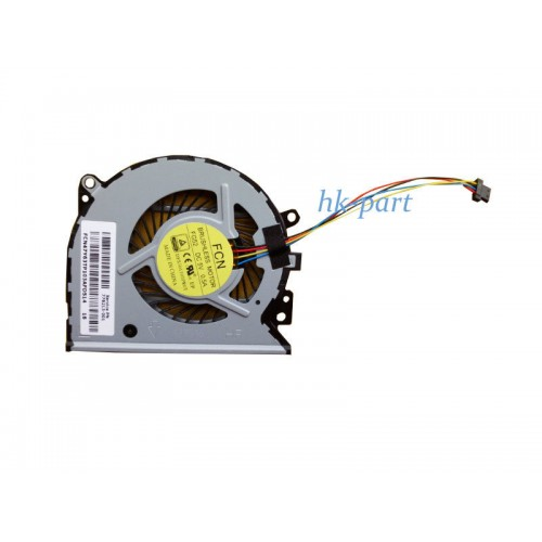 NEW for HP ENVY X360 15 U010DX series Laptop cpu cooling fan 776213 001 776215 001