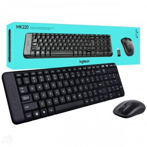 Logitech MK290 Wireless Keyboard And Mouse Combo