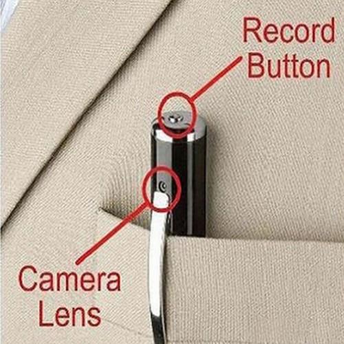 Mini SPY Pen HD Cam Hidden Camera Video USB DVR Recording Surveillance Spy Camera