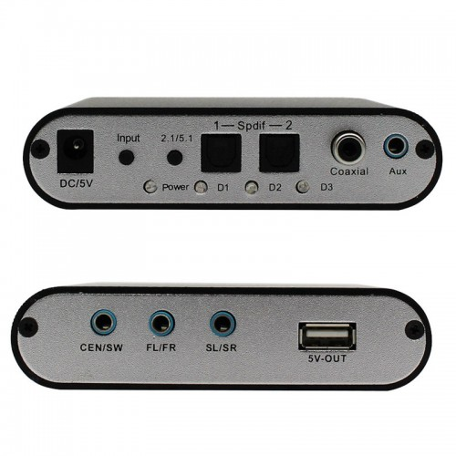 New Digital Audio Decoder Audio Gear