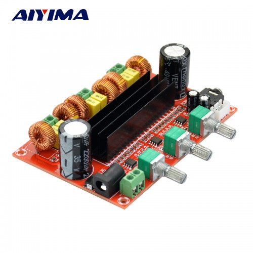 Aiyima Digital Audio Amplifier Board Subwoofer Speaker Amplifiers