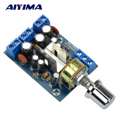 Aiyima Stereo Dual Channel Mini Audio Amplifier Board For PC Speaker