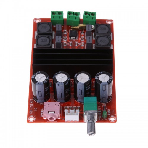 Channel Digital Amplifier Audio Board Dual Channel Audio Amplifier board