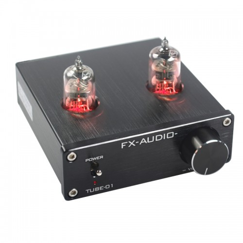 FEIXIANG FX AUDIO TUBE 01 bile preamp tube amplifier preamp bile buffer 6J1 MINI HIFI preamplifier