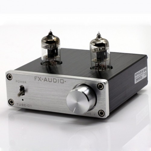 New Feixiang AUDIO TUBE Bile Preamp Tube Amplifier Buffer