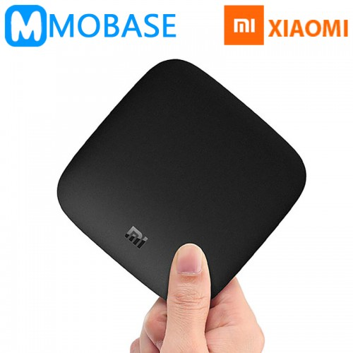 Official International Version Xiaomi Mi Box 3 Android 6.0 TV Box 2G 8G Dual