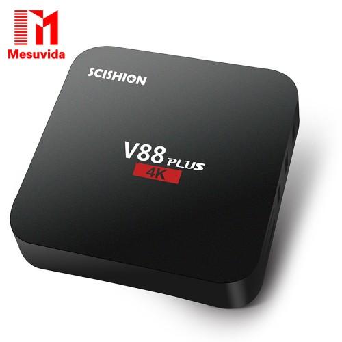 Original Mesuvida SCISHION V88plus TV Box Rockchip Quad core Android 5