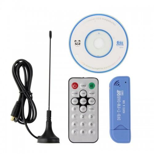 USB Software Radio DVB Digital TV Receiver Stick