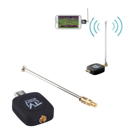 High Quality Micro USB Tuner Mobile TV Receiver Stick For Android Tablet Pad Phone