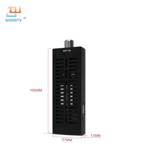 Stick DVB Chromecast 1080P Digital Terrestrial TV Receiver Set Top Box Comply DVB