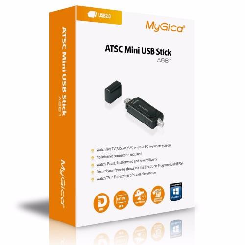 USB TV Stick HD TV tuner for United States Canada South Korea
