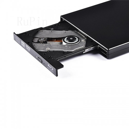 Bluray Player External USB DVD Drive Blu ray Combo 3D ROM
