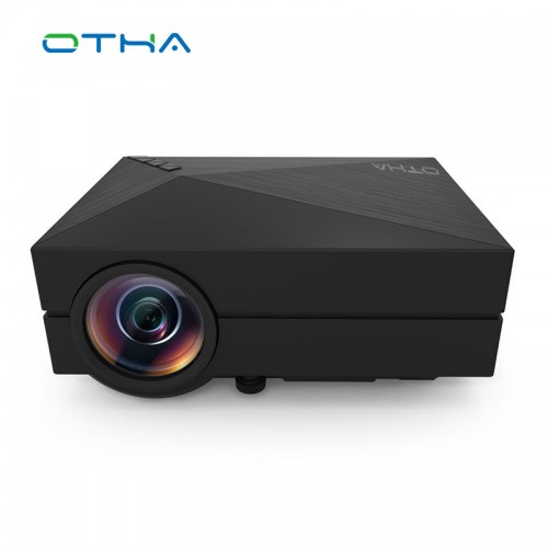 LED Projector Support HD Mini LCD Proyector Multimedia Player for Home