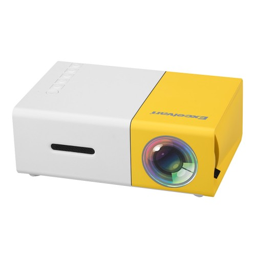 Mini Pico Projector Portable Pocket Beamer Video proyector best gift Toy For Kids parents
