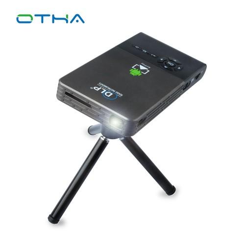 Mini Projector Wifi Smart DLP Projector Full HD Proyector Bluetooth Projector HDMI USB VGA