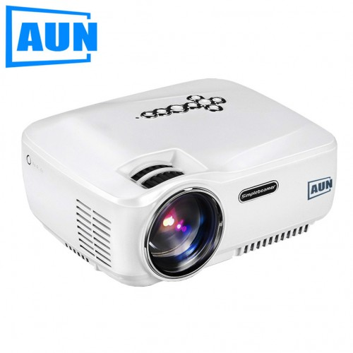 Projector Lumens LED Projector Support 3D MINI Beamer for Home Cinema