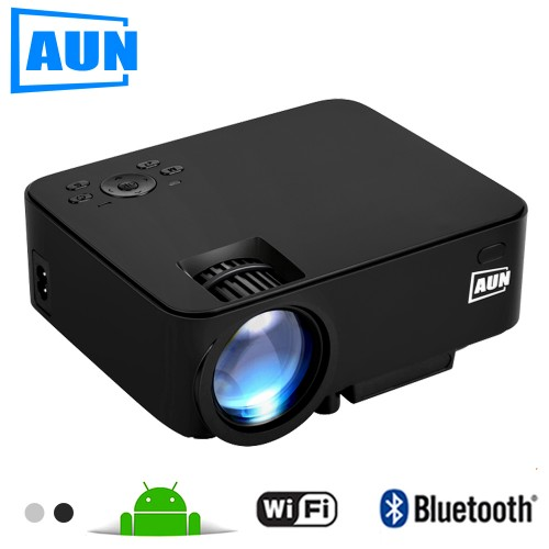 Projector MINI Beamer Optional Android TV BOX LED Android Projector Support