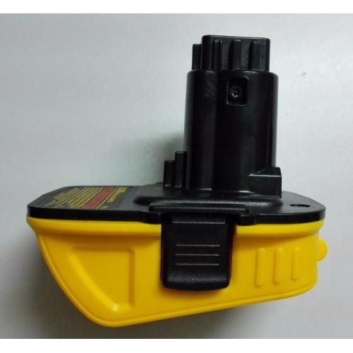 18V to 20V Battery Convertor Adapter for Dewalt Battery