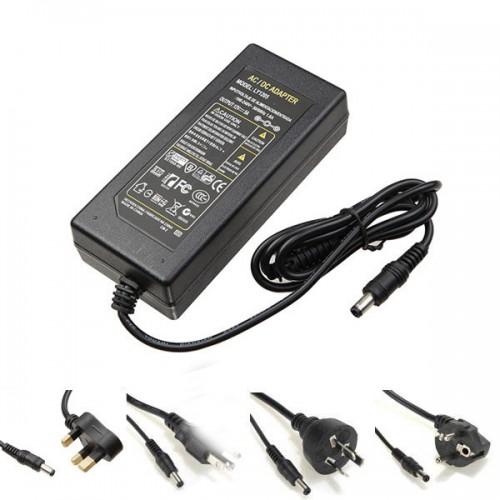 AC 100 240V to DC 12V 60W Power Supply Adapter For LED Strip Light CCTV