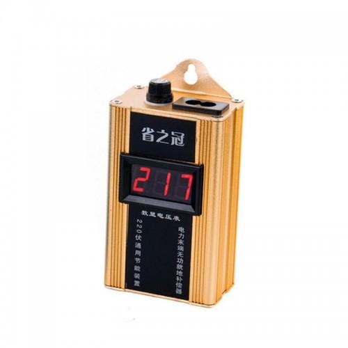 Crown LCD Smart Saver provincial electrical household meter energy saving treasure