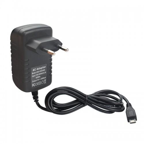 Raspberry Power Adapter 3000mAh Power charger EU US Plug Micro