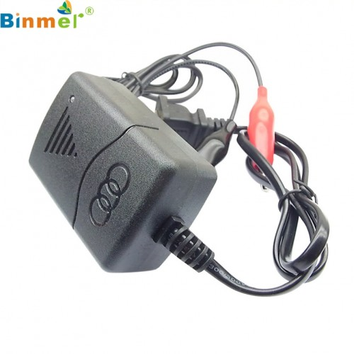 Binmer Car Battery Charger Truck Motorcycle Smart Compact Tender Maintainer
