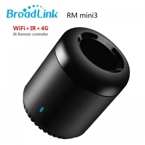Broadlink Universal Intelligent WiFi IR 4G Wireless Remote Controller Via Phone