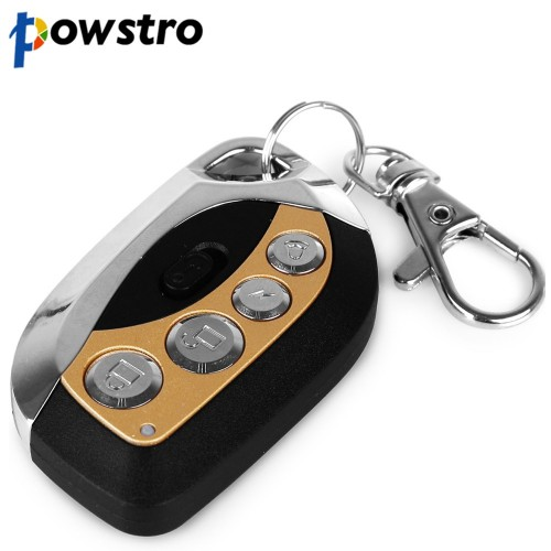 Copy Remote Control Duplicator Auto Copy Controller with Battery for Car Alarm Motorcycle Alarm Olling