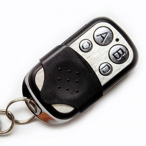 Portable Garage Door Remote Control Presentation Universal Car Gate Cloning Rolling Code Remote Duplicator Opener