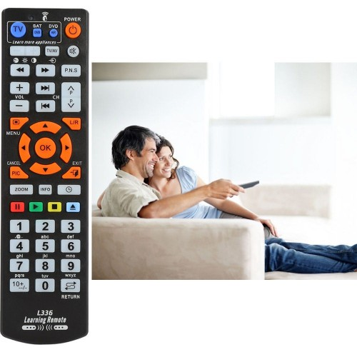 Universal Smart Remote Control Controller With Learn Function For TV VCR DVD SAT VCD