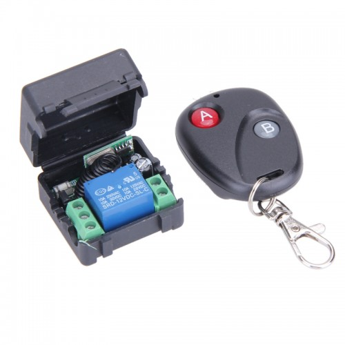 Universal Wireless Remote Control Switch Telecomando Transmitter with Receiver remote control