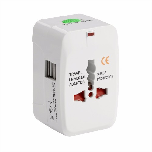 All in One Universal International Plug Adapter Port World Travel AC Power Charger Adaptor