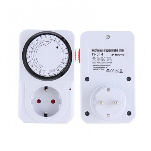 Mechanical Electrical Plug Program Timer Power Switch Energy Saver