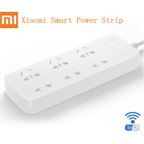 Original Smart Power Strip Intelligent 6 Ports WiFi Wireless Remote Power on off