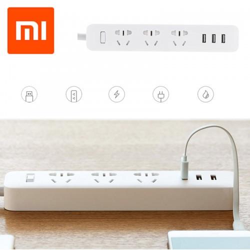 Original for Smart Power Socket Portable Strip Plug Adapter USB Port Multifunctional