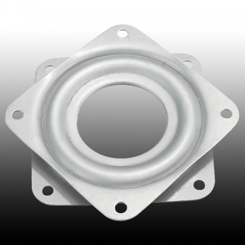 Heavy Duty Stainless steel Material Bearing degree Rotation Swivel Turntable Plate TV Mounts Stand