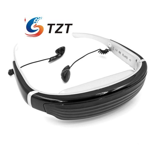 Vision Goggles LCD Display HD Video Glasses Monitor Interface