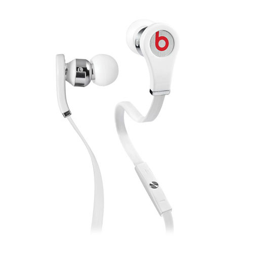 Monster Beats By Dr Dre With Control Talk In Ear Headset White High Quality