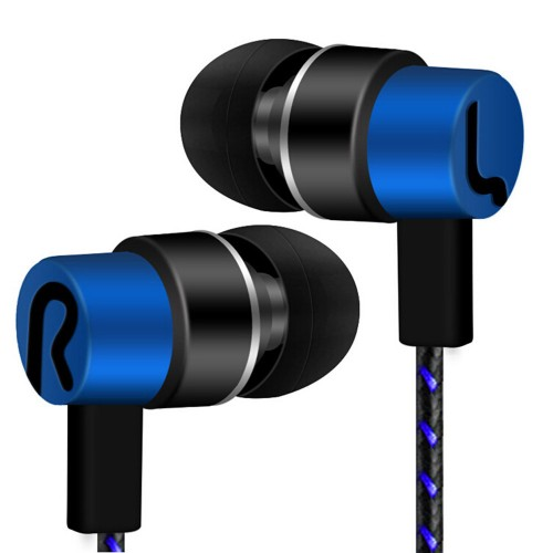 HIPERDEAL Sports Earphone With Microphone 3 5mm In Ear Stereo Earbuds Headset For Computer Cell Phone