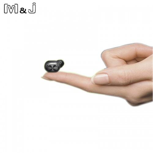 Q1 Q26 K8 mono small stereo earbuds hidden invisible earpiece micro mini wireless headset bluetooth earphone