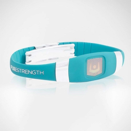 Pure Strength Ion Sports Band Elite Series Health Bracelet Adjustable